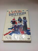 Little Britain: Series 1-3 DVD Box Set -  Brand New & Sealed NTSC not PAL