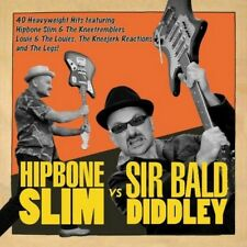 Hipbone Slim - Hipbone Slim Verses Sir Bal (NEW CD)