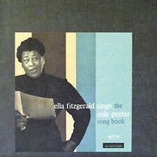 Sings the Cole Porter Song Book [Bonus Tracks] by Ella Fitzgerald (CD, Jun-1997, 2 Discs, Verve)
