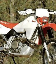 Honda XR650R Safari 25L Long Range Fuel Tank Petrol Gas Clear