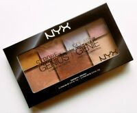 BUY 1 GET 1 @ 20% OFF (Add 2 To Cart) NYX Strobe Of Genius Illuminating Palette