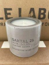 Le Labo Santal 26 Mini Votive Candle 2.1oz 59.5g NEW