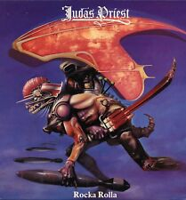 "JUDAS PRIEST ""ROCKA ROLLA"" RE FR 1974/1985 RARE"