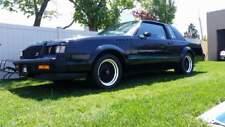 1987 Buick Grand National Grand National Turbo