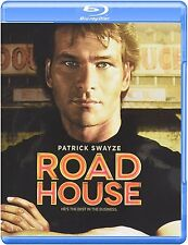 ROAD HOUSE (Patrick Swayze) 25th Anniversary  - BLURAY - Region A - Sealed