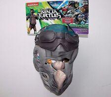 NIP NEW Adult Mask Rocksteady Teenage Mutant Ninja Turtles