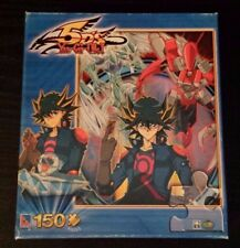 NEW Yu-Gi-Oh 5Ds 150 Piece Puzzle - Complete 5D's Yugioh Yusei SEALED