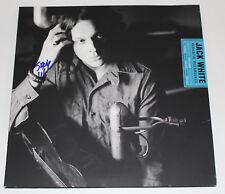 Jack White Signed The White Stripes Acoustic Recordings Vinyl Record Album w/Coa