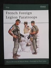 Osprey Elite 6: French Foreign Legion Paratroops