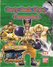 One Piece - Davy-Back-Fight Themendeck - Deutsch - Neu & OVP