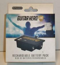 Guitar Hero Live rechargeable battery pack Power A Activision usb cable