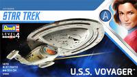 REVELL Star Trek: Voyager NCC-74656 U.S.S Voyager 1/670 Plastic model