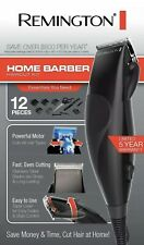 Remington 12 pc Home Barber Haircut Cutting Clippers Kit *Fast Free Shipping*