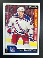 2016-17 O-Pee-Chee Pavel Buchnevich Marquee Rookie