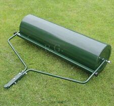 Rasenwalze Gartenwalze 102cm Anhänge Walze Rasenlüfter Rasentraktor Farbe grün