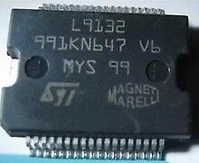 L9132 car engine computer board trip computer ECU power driver chips SOP