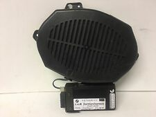 BMW 3 SERIES SALOON REAR HARMAN KARDON SPEAKER SUB WOOFER + AMP 6920997 6920999