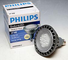 Philips EnduraLED 17w PAR38 22° 3000K Dimable White LED Bulb