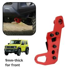 Jimny 9mm Front Recovery Tow Point Hook APIO JB74 64 Sierra 2018-ON from JAPAN