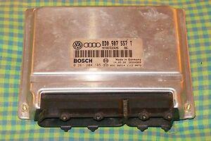 Motorsteuergerät Audi A4 1.8 Turbo AEB  8D0907557T Bosch 0261204184 14.05.98
