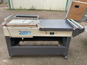 Sontex heat seal bagging machine L Sealer Machine Packer