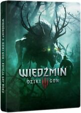 THE WITCHER 3 GAME OF THE YEAR STEELBOOK G2 XBOX ONE ENGLISH GOTY NEW STEEL CASE