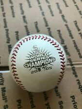 2005 World Series Champions White Sox Astros Rawlings Official Baseball Ball New