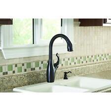 Glacier Bay 65710N-B8427H2 Pull-Out Kitchen Faucet Mediterranean Bronze READ DMG