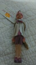 PINOCCHIO Aufhänger Landhausstil Shabby Chic 3x2x11cm ROSA Clayre&Eef
