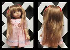 Doll Wig, Monique Gold Rheanna Size 4 in Golden Brown