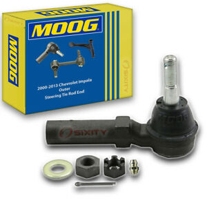 MOOG Outer Steering Tie Rod End for 2000-2013 Chevrolet Impala 3.5L 3.9L V6 ym