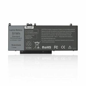 Replacement Battery for Dell Latitude Laptop | E5250 E5450 E5550 Notebook