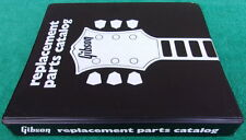 Super Rare Gibson Guitar Replacement Parts Catalog Pickups Machine Heads Knobs++