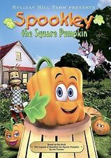 Spookley - The Square Pumpkin (DVD) Animated