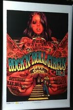Rockin Jelly Bean Rock'n Roll Circus Vol 3 Rude Gallery Poster Print Mondo