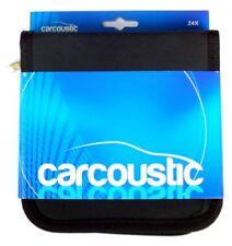 CD-Tasche für 24 CD's DVD BluRay CD-Holder Aufbewahrung Case Pouch Wallet
