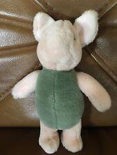 "Gund Disney Winnie the Pooh CLASSIC POOH PIGLET 7"" Plush Stuffed Animal Toy"