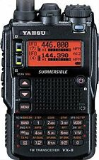 Yaesu VX-8DR Multi-Band Submersible VHF/UHF Amateur Radio Transceiver