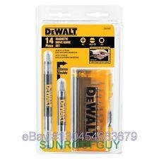 DeWALT 14 pc Magnetic Driver Guide Set (DW2097) - NEW
