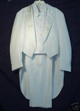 XL White Tailed Tuxedo Outfit - Prom, Parties!