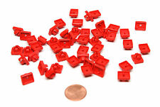 Playmobil 50 System X Red Plugs Spare Parts