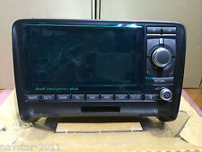 AUDI Navigation Plus RNS-E Radio TT DVD 8J0 035 192 M MP3 SDS MMI Navi TV Free