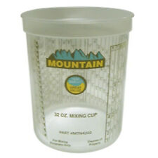 Mountain 4202 Disposable Quart Mixing Cup (100 per case)