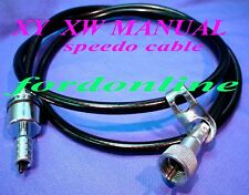 FORD FALCON SPEEDO CABLE V8+6 MANUAL XR XT XW XY ZA ZC ZD C4 C6 C9 C10 FMX   NEW