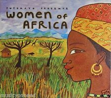 Putumayo Presents: Women of Africa by Various Artists (CD 2004) VG++ 9/10