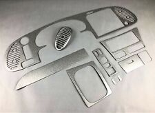 Saab 900 2 9-3 Alu decor set kit abellimento interior trim interieur Zierteile