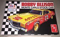 AMT Bobby Allison Coca Cola Monte Carlo Stock Car Coke 1:25 model kit 1064