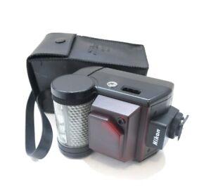 Nikon SB-20 Speedlight flashgun. Nikon SLR. EXC++ condition. Zoom/bounce