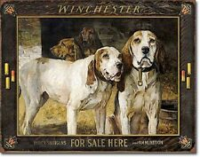Winchester Metal Sign/Poster - For Sale Here (New for 2017)