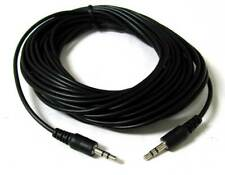 """3.5mm Male M Female F Audio Extention Cable, 6ft 12ft 25ft Lot Stereo Aux 1/8"""""""